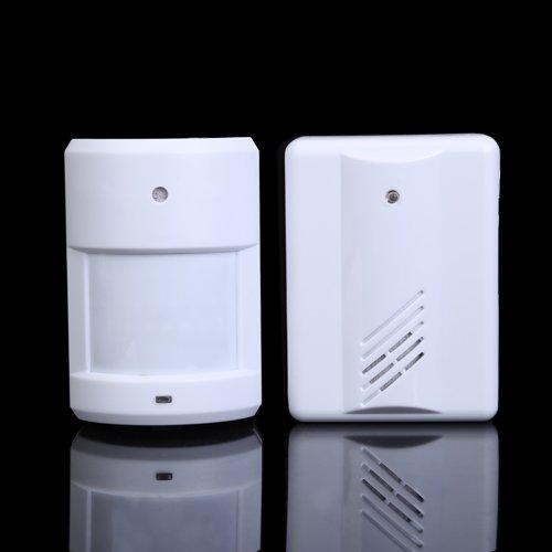 WinnerEco Wireless Infrared Monitor Sensor Detector Entry Do