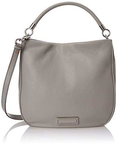 Marc by Marc Jacobs Too Hot To Handle Hobo Shoulder Bag, Storm Cloud, One Size Storm Shoulder Bag