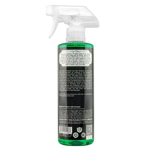 Chemical Guys AIR_220_16 Honeydew Premium Air Freshener and Odor Eliminator (16 oz) by Chemical Guys (Image #1)