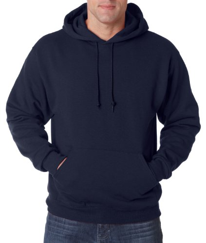 Large Product Image of Jerzees 8 oz. NuBlend 50/50 Pullover Hood