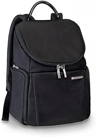 Briggs Riley Unisex Sympatico Small U Zip Backpack
