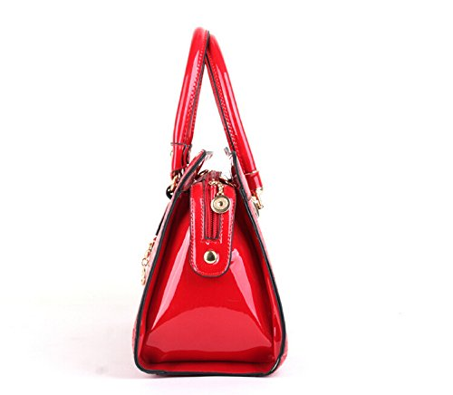 Whoinshop - Sacchetto donna red