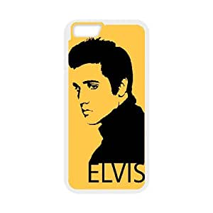 "XOXOX Customized Cell phone Cases of Elvis Presley Phone Case For iPhone 6 (4.7"") [Pattern-2]"