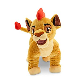 Kion Medium Soft Toy, The Lion Guard by Disney