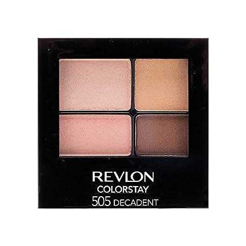 Revlon ColorStay 16 Hour Eye Shadow Quad,