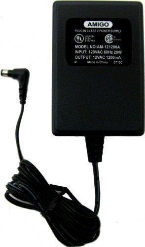Amigo AM-121200A AC Adapter 12VAC 1200MA Plug-in Class 2 Power S