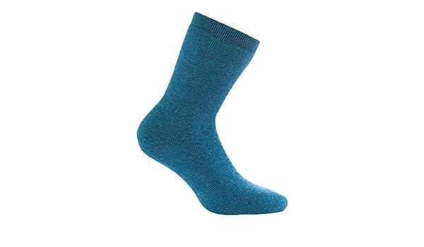 Woolpower 400 de Lana de Merino Senderismo Calcetines Color Azul, Color Verde - Verde, tamaño 36/39: Amazon.es: Deportes y aire libre