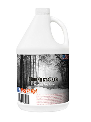 Ground Stalker Fog Juice. Low Lying Fog fluid. Fog It Up!