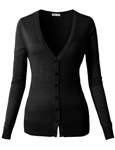 side button cardigan - 6