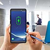JUBOTY Galaxy Note 8 Battery Case, 5500mAh External Fast Charging Backup Portable Power for Samsung Galaxy Note 8 Protective Charging