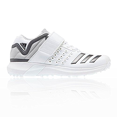 Adidas 2018 Adipower Vector Mid Bowling Cricket Schoenen Wit