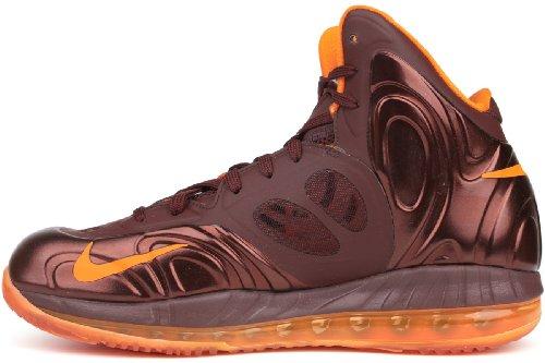 Air 524862 Max Scarpe Mandarin 5 total Orange Nike Brown 200 Basketball 9 Mens Team Hyperposite g5qYHEnwH