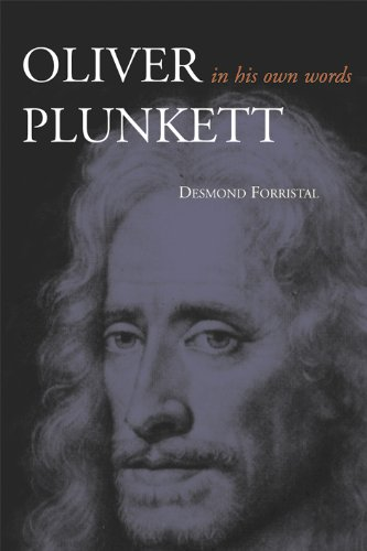 Oliver Plunkett in His Own Words