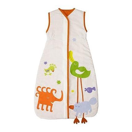 Ikea dasig – Saco de dormir para bebé en color marrón rojizo; ...