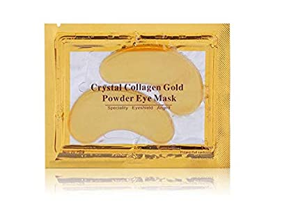 Locisne Eye Gel Pads- 100 paia di ciglia estensioni ciglia lint free sotto eye gel patch strumento di bellezza per Pro Salon Individual Extension Ciglia (100 borsa = 200 pezzi)