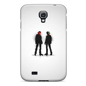 QIr2805ucWq Anti-scratch Case Cover Laggo Protective Daft Punk Artwork Case For Galaxy S4
