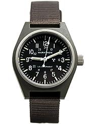 MARATHON WW194003SG General Purpose Mechanical (GPM) Military Field Watch with Tritium and Sapphire Glass. (Sage...