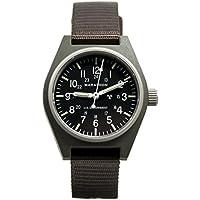 MARATHON WW194003SG General Purpose Mechanical (GPM) Military Field Watch with Tritium and Sapphire Glass. (Sage Green)