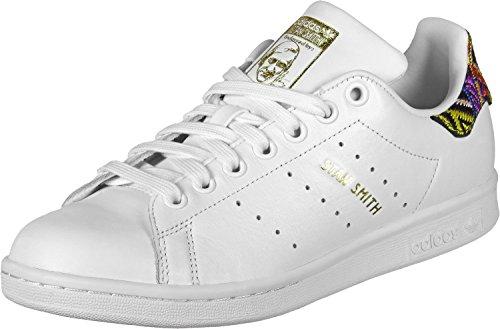 Blanc Smith Stan Adidas Ash Baskets Ftwbla 000 Peach ftwbla Femme White 50qrqdF