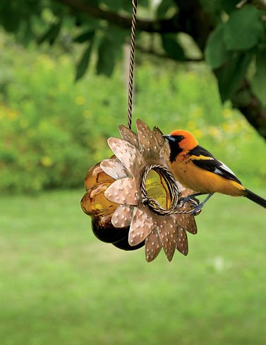 Gardeners Supply Company Oriole Feeder