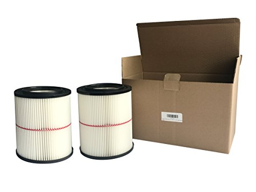 Super air Vacuum cleaner filter for craftsman 17816 filter (2 pack) by Super air (Image #4)