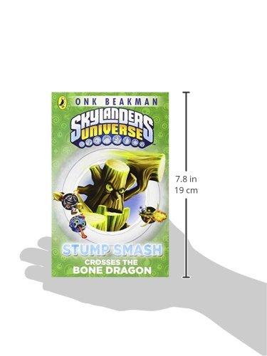 Skylanders Mask Of Power Stump Smash Crosses The Bone Dragon Bbc