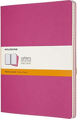 Moleskine Cahier Journal, Soft Cover, XL (7.5