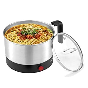 Amazon.com: Shinil Stainless Steel Cordless Electric Pot