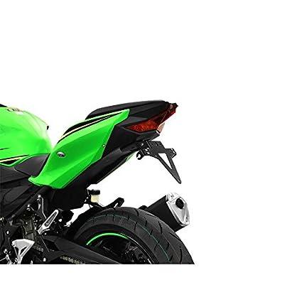 Kawasaki Ninja 400 Bj 2018 Matrícula Soporte Matrícula ...