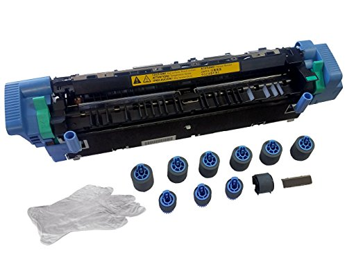 Altru Print Q3984A-MK-DLX-AP Deluxe Maintenance Kit for HP Color Laserjet 5550 (110V) Includes RG5-7691 (Q3984-67901) Fuser and Rollers for Tray 1/2 / 3/4