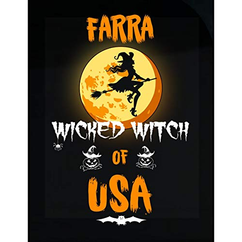 (Inked Creatively Farra Wicked Witch of USA)