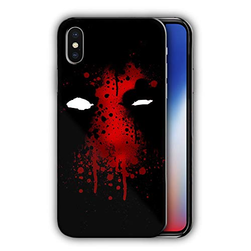 Hard Case Cover with Deadpool, Comics, Antihero Design Compatible with iPhone XR (zbor12)]()