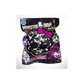 Amazon Com Monster High Minis Surprise Figure Mystery