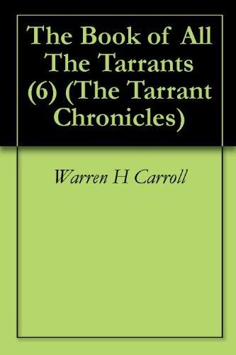 The Book of Victor Tarrant (1) (The Tarrant Chronicles)