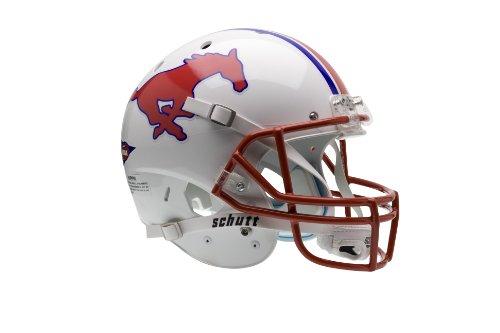 (NCAA SMU Mustangs Replica XP Helmet)