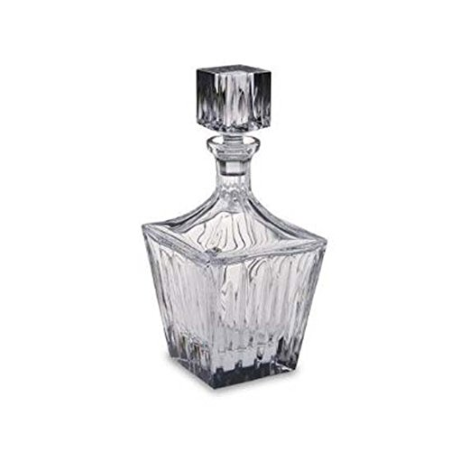 [Reed & Barton SOHO SQ DECANTER 2989/0425 SOHO SQ DECANTER] (Soho Wine Decanter)