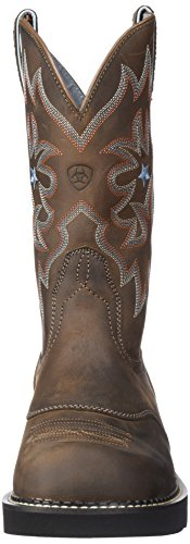 Probaby Driftwood Brown Boot Ariat Cowboy Western Women's OpwPq7