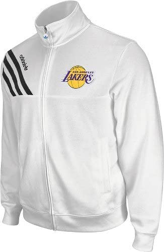 adidas Los Angeles Lakers Originals Retro Primary Logo White