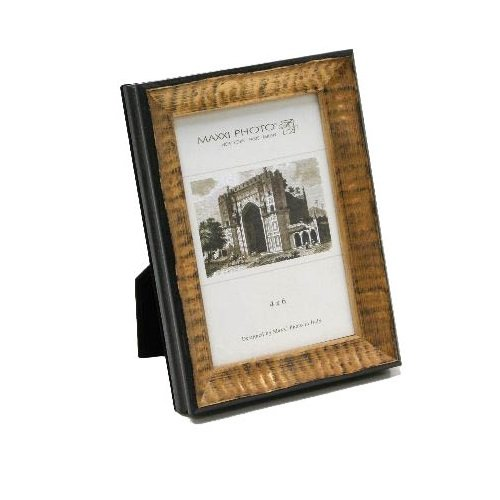 Maxxi Designs Photo Frame with Easel Back, 5 x 7