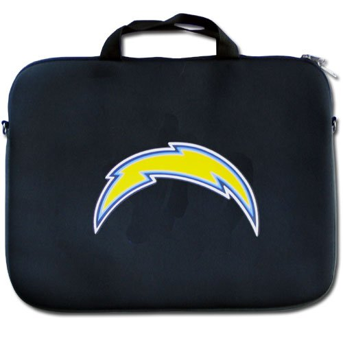 NFL San Diego Chargers Neoprene Laptop Bag by Siskiyou Gifts Co, Inc.