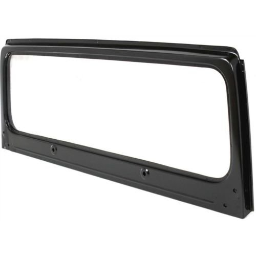 Make Auto Parts Manufacturing Primed Windshield Frame For Jeep CJ7