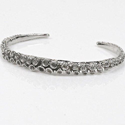 Octopus Tentacle cuff bracelet by Zulasurfing