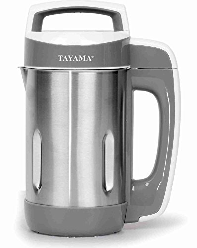 Tayama Stainless Steel Soymilk Maker product image