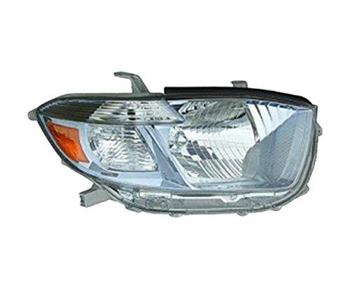 Genuine Hyundai 87129-23000 Glass Dam