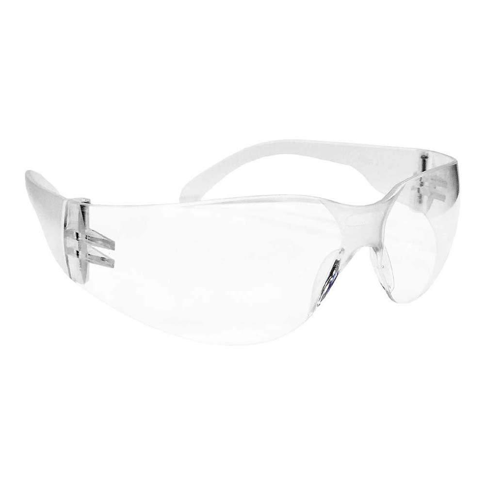 Reis OO-CANSAS transparente talla /única, 20 unidades Gafas de protecci/ón antiastillas