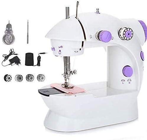 Mini máquina de coser, la máquina de coser portátil puntada ...