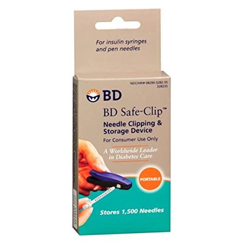 The 9 best bd needle clipping device safe clip
