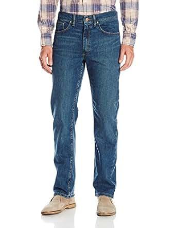Lee Men's Premium Select Regular Fit Straight Leg Jean, Chopper, 36Wx32L