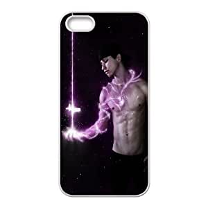 Identity iPhone 5 5S Cell Phone Case White Cell Phone Case Cover EEECBCAAK70147