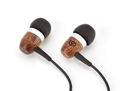 Griffin Sapele WoodTones Earbuds